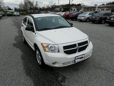 Pre-Owned 2008 Dodge Caliber 4DR HB SXT FWD FRONT WHEEL DRIVE sedan