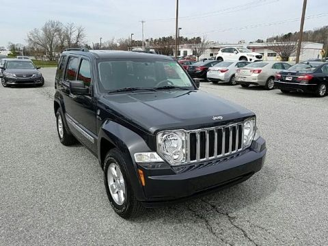 Pre-Owned 2010 Jeep Liberty 4WD 4DR SPORT FOUR WHEEL DRIVE suv
