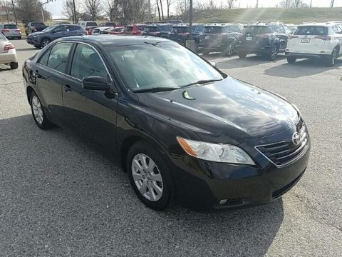 Pre-Owned 2007 Toyota Camry 4DR SDN V6 AUTO XLE FRONT WHEEL DRIVE sedan