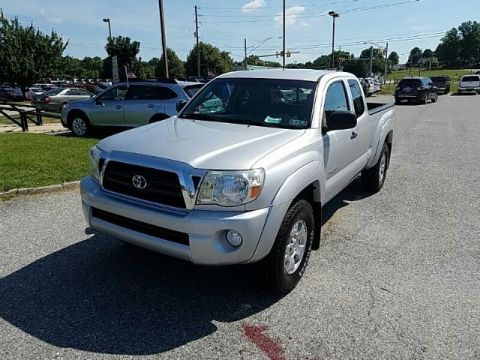 Pre-Owned 2008 Toyota Tacoma 4WD ACCESS V6 AT 4WD truck