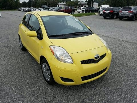 Pre-Owned 2009 Toyota Yaris 3DR HB AUTO FRONT WHEEL DRIVE coupe