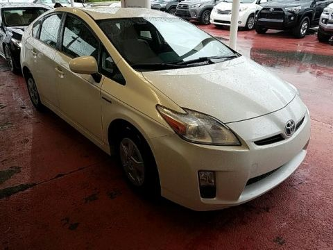 Pre-Owned 2010 Toyota Prius 5DR HB IV FRONT WHEEL DRIVE sedan
