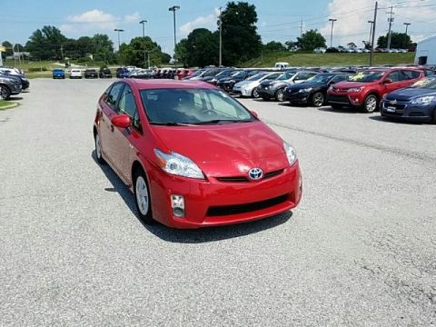 Pre-Owned 2011 Toyota Prius 5DR HB II FRONT WHEEL DRIVE sedan