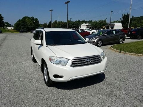 Pre-Owned 2009 Toyota Highlander 4WD 4DR V6 BASE AWD suv