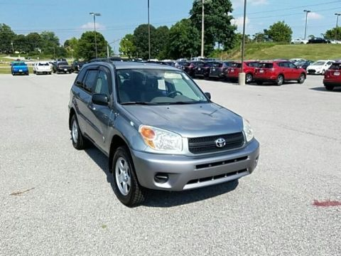 Pre-Owned 2005 Toyota RAV4 4DR AUTO 4WD 4WD suv