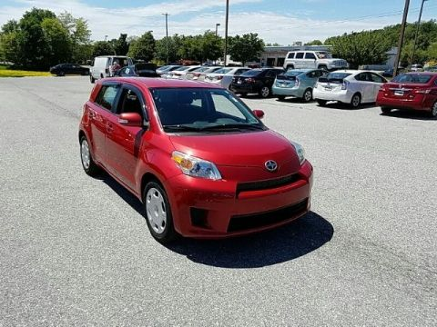 Pre-Owned 2008 Scion xD 5DR HB AUTO FRONT WHEEL DRIVE sedan