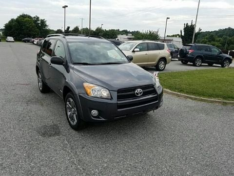 Pre-Owned 2010 Toyota RAV4 4WD 4dr 4-cyl 4-Spd AT Sport 4WD suv