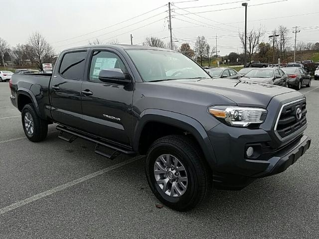 new 2017 toyota tacoma sr5 double cab 6 39 bed v6 4x4 at truck in york t39650 toyota of york. Black Bedroom Furniture Sets. Home Design Ideas