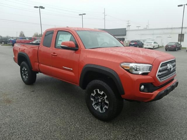 new 2017 toyota tacoma trd off road access cab 6 39 bed v6 4x4 at truck in york t39565 toyota. Black Bedroom Furniture Sets. Home Design Ideas