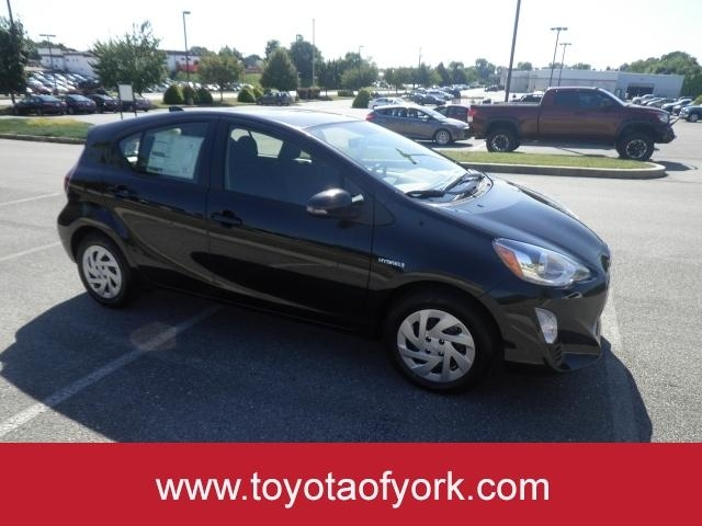 new 2016 toyota prius c 5dr hb three sedan in york t39117 toyota of york. Black Bedroom Furniture Sets. Home Design Ideas